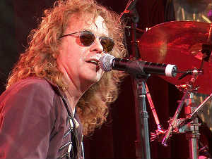Jack Blades of Night Ranger - photo by M.Snow