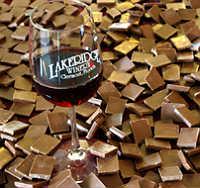 Lakeridge Winery Wine and Chocolate Festival