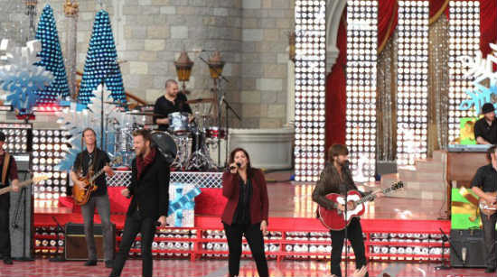 Lady Antebellum performs