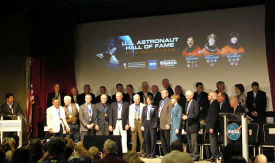 astronaut hall of fame members - photo #4
