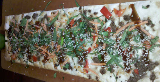 Bar Louie Orlando Firecracker Flatbread