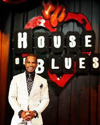 Kirk Franklin, House of Blues Orlando