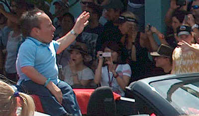 Star Wars Weekends 2013 - Warwick Davis