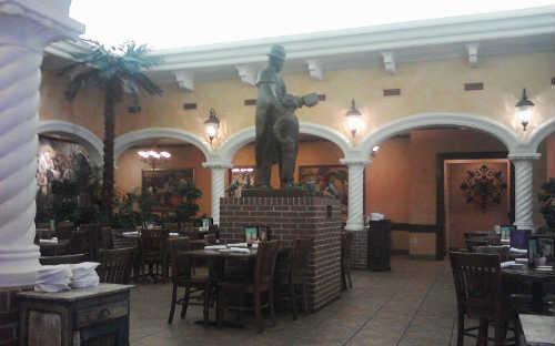 Abuelo's Mexican restaurant at The Loop in Kissimmee