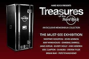 Hard Rock Hotel Treasures of the Hard Rock