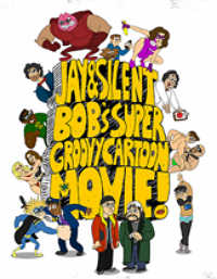 Jay and Silent Bob Super Groovy Cartoon Movie Tour