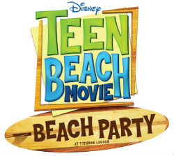 Disney's Typhoon Lagoon Teen Beach Movie Dance Party