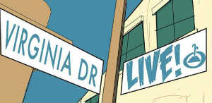 Virgina Dr. Live Street Party