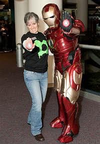 Orlando Science Center, Iron Man