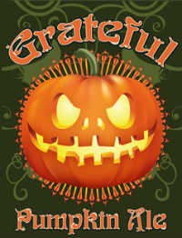 Grateful Pumpkin Organic Spiced Ale