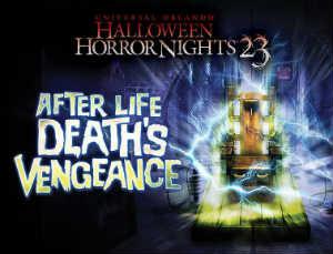 Halloween Horror Nights 23, Afterlife: Death's Vengeance