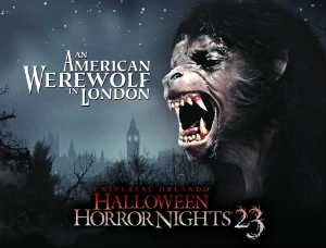 Halloween Horror Nights 23 An American Werewolf in London
