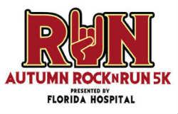 Autumn Rock 'n' Run 5K Casselberry