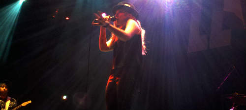 ZZ Ward at House of Blues Orlando