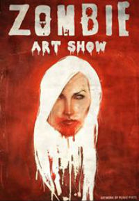 The Falcon Zombie Art Show