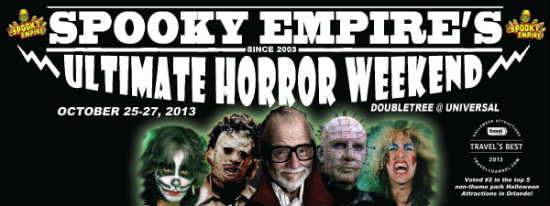 Spooky Empire Ultimate Horror Weekend