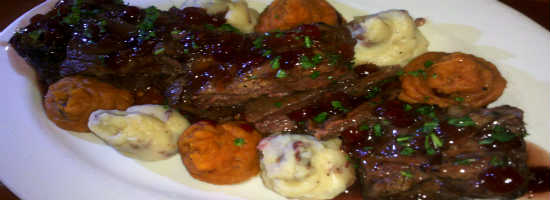 Tony Roma's Short Ribs