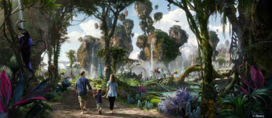 Walt Disney World, AVATAR
