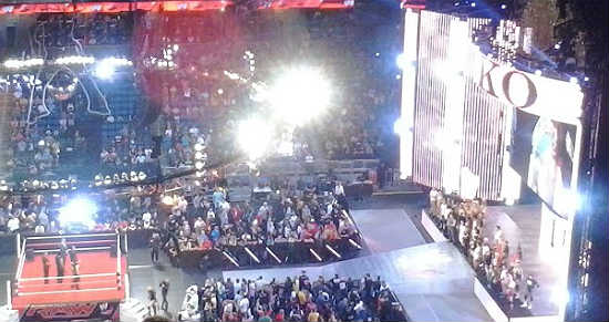 WWE Raw Oct 28 2013