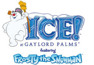 ICE! at the Gaylord Palms in Kissimmee