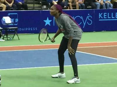 Mylan WTT Smash Hits 2013 - Venus Williams