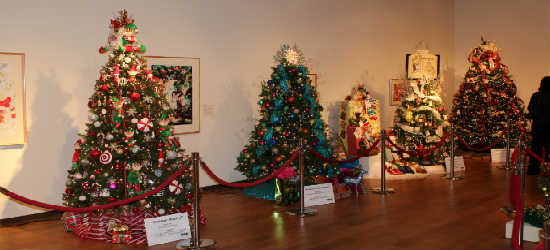 2013 Festival of Trees at the Orlando Museum of Art