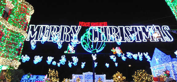 2013 Osborne Family Lights at Disney's Hollywood Studios