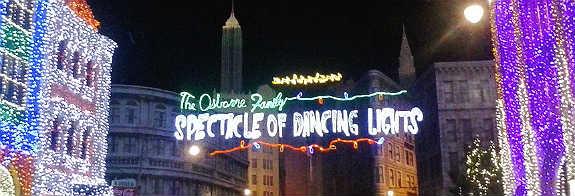 2013 Osborne Family Lights at Disney's Hollywood Studios