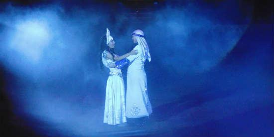 Amirah's Wish, Arabian Nights