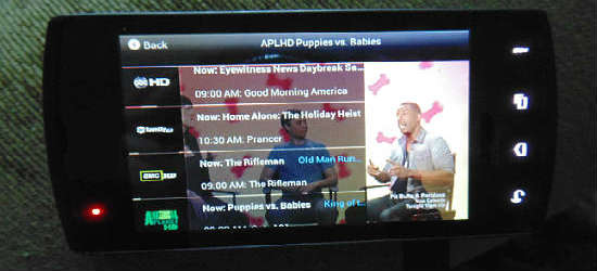 Bright House Networks TV app
