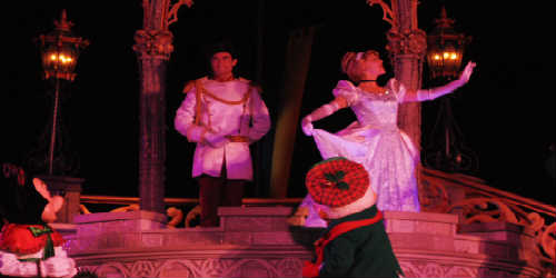 Cinderella's Holiday Wish, Magic Kingdom