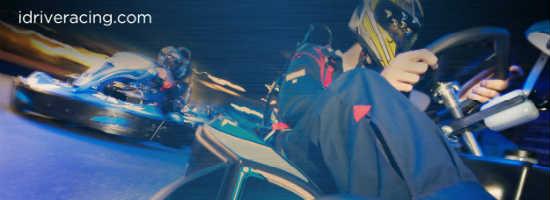 I-Drive Indoor Kart Racing