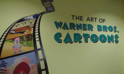 The Art of Warner Bros Cartoons