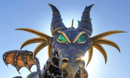 Festival of Fantasy Parade - Maleficent