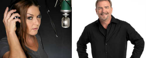 Gretchen Wilson and Bill Engvall