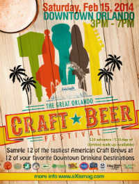 The Great Orlando Craft Beer Festival