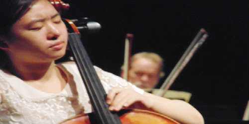 Orlando Philharmonic with guest Sarina Zhang