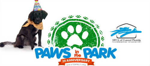 20th Annual Paws in the Park