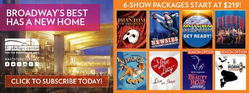 Orlando's 2014-2015 Broadway season