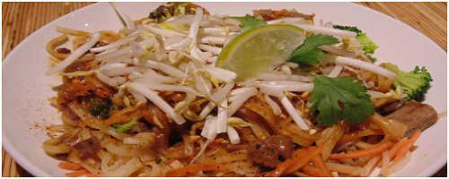 Noodles & Company Indonesian Peanut Saute