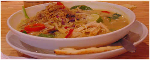 Noodles & Company Thai Hot Pot