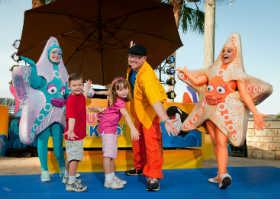 SeaWorld Orlando Holds Just for Kids Festival