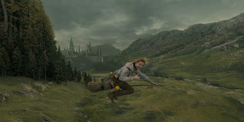 Hogwarts Express Weasley