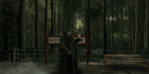 Hogwarts Express Hagrid