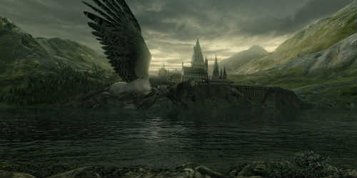 Hogwarts Express Buckbeak