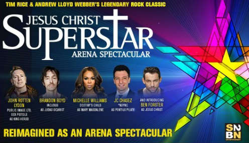 Jesus Christ Superstar Arena Tour