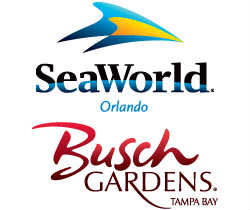 SeaWorld Orlando and its sister park Busch Gardens Tampa