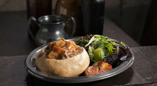 Leaky Cauldron - Beef, Lamb & Guinness Stew