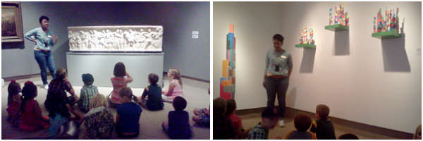 CFAMily Day at the Cornell Fine Arts Museum