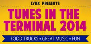 LYNX Tunes in the Terminal Summer Concert Series